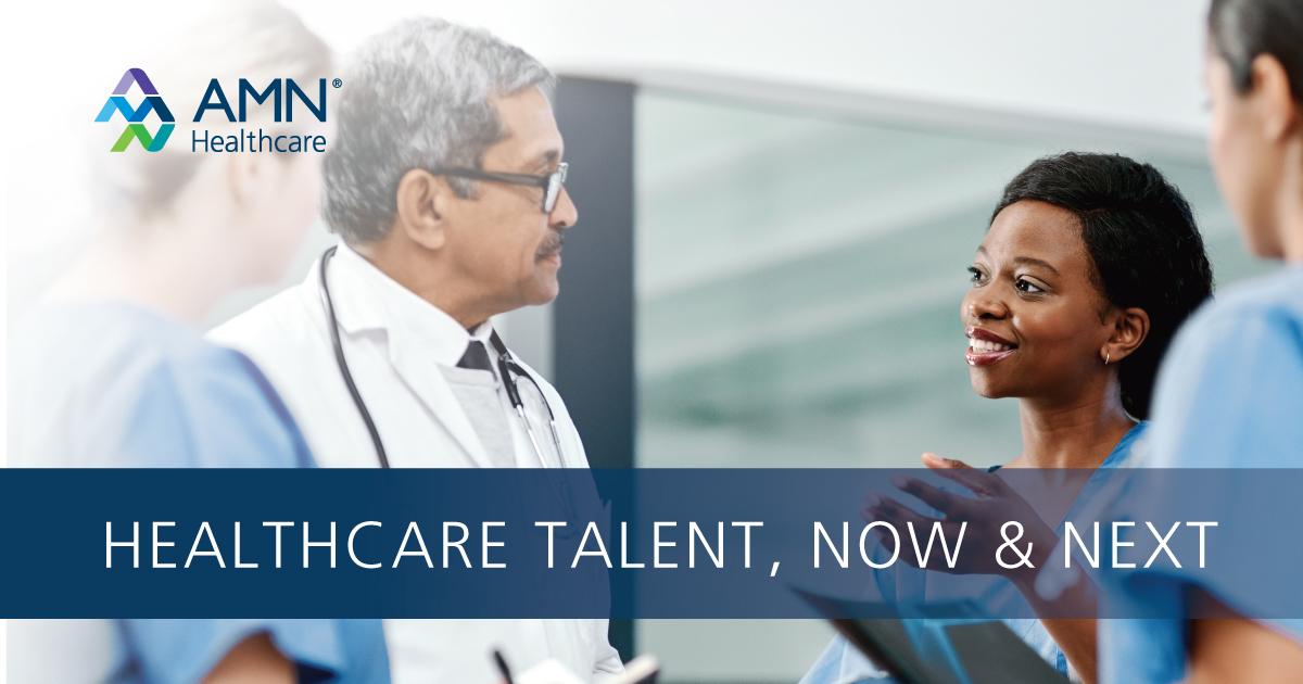 Healthcare Talent, Now & Next white paper