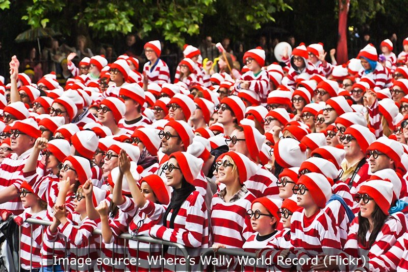 FINDING AUTHENTIC HIGH POTENTIAL TALENT IN THE CROWD: WHERE'S WALDO?